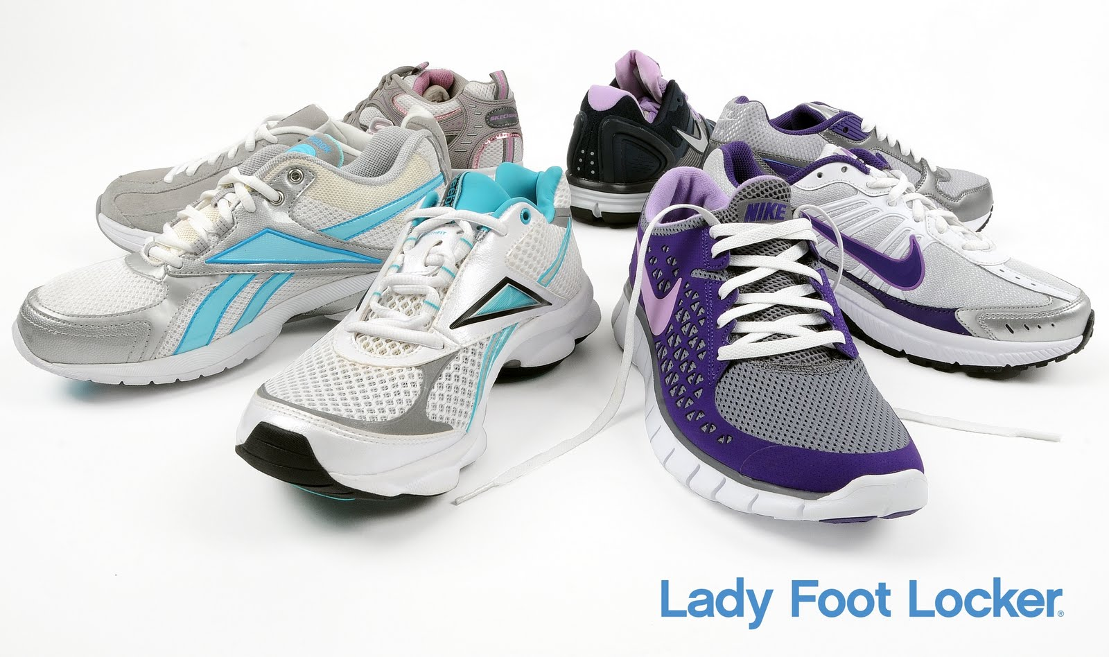Lady Foot Locker Mother's Day Giveaway